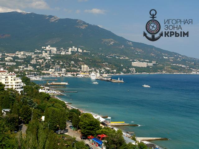 Глава Крыма анонсировал начало строительства в игорной зоне