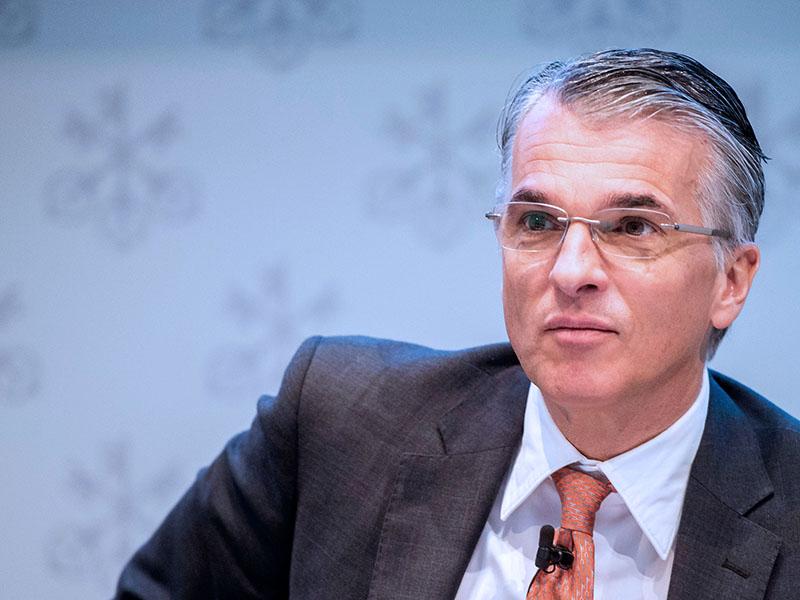 Глава UBS: «Блокчейн изменит облик индустрии финансовых услуг»