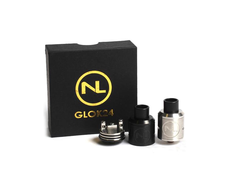 GLOK 24 RDA, novelty from No Limits Mods
