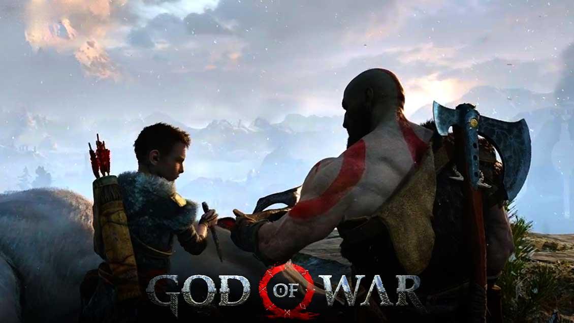 God of War Returns!