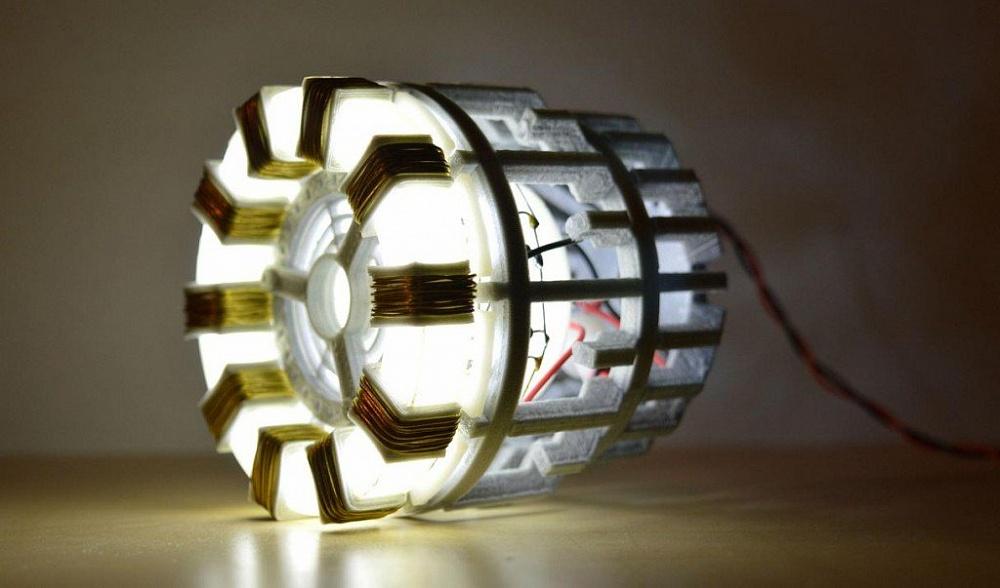 Голландскому студенту удалось сделать дуговой реактор Железного человека