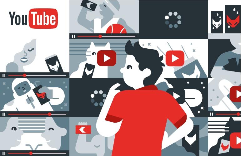 Google и Nielsen: YouTube-реклама в 3,4 раза эффективнее телевизионной