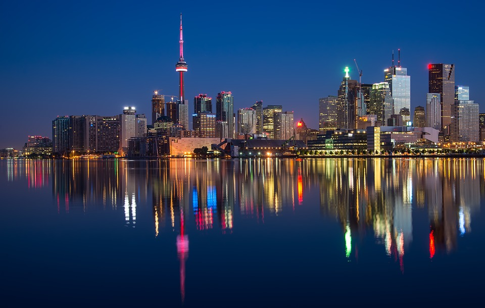 Google will build the global most technologically advanced city in Canada