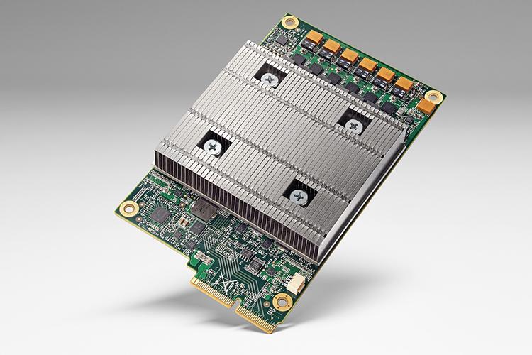 Google презентовала микрочип для оптимизации работы гаджетов с AI-алгоритмами
