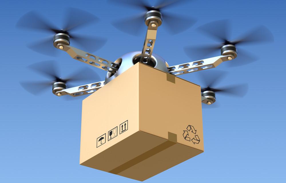 Google запатентовала безопасную технологию доставки дронами