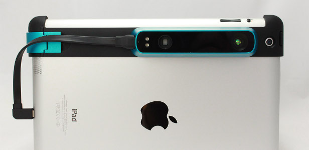 Grishin Robotics вложился в разработчика первого в мире 3D-сканера, предназначенного для мобильных устройств