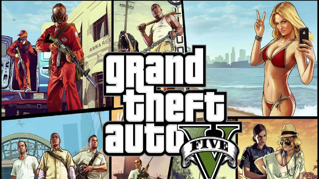 GTA V может получить DLC, продлевающее сюжетную кампанию