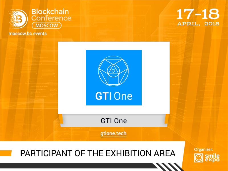 GTI One, mining equipment lessor, to be presented at Blockchain Conference Moscow exhibition