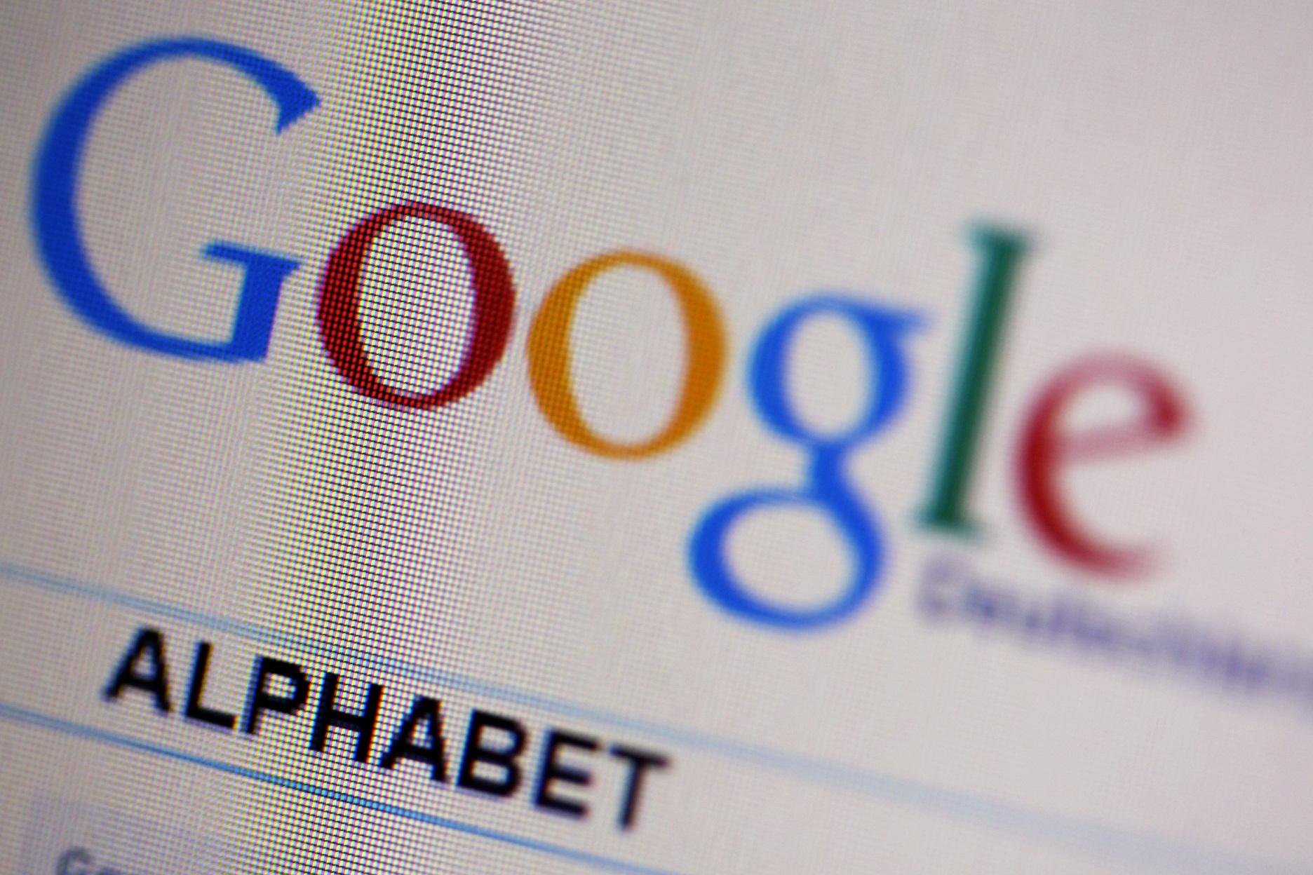 Гугл присоединится к холдингу Alphabet