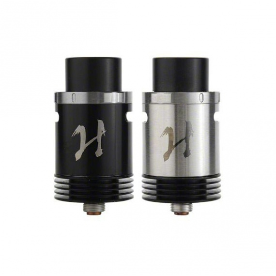 Hanker RDA is a new drip for fans of ceramic coils