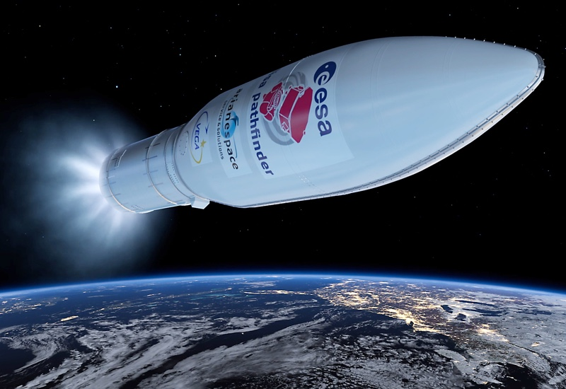 HAPS – гибрид спутника и квадрокоптера от ESA