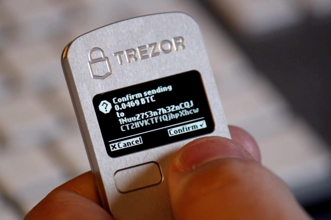 HD-кошелёк Trezor будет поддерживать Ethereum