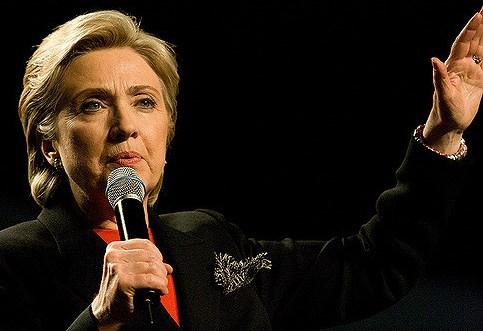 Хиллари Клинтон пообещала поддерживать блокчейн-технологии в госсекторе