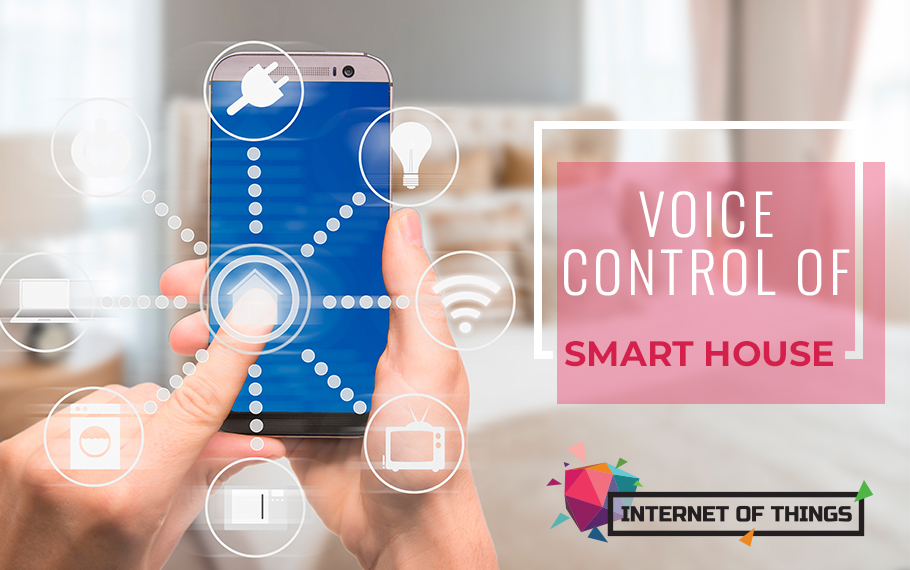 """""""House, turn on the light"""": voice control for home devices"""