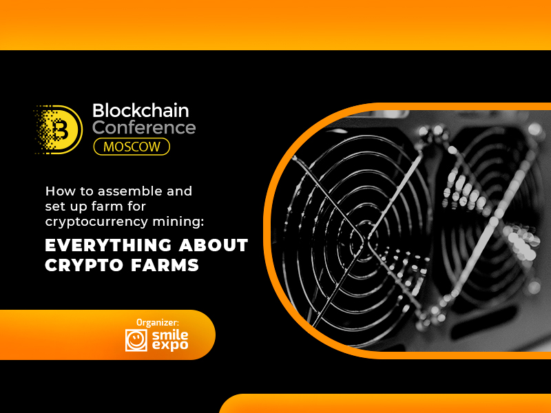How to assemble and set up farm for cryptocurrency mining: everything about crypto farms