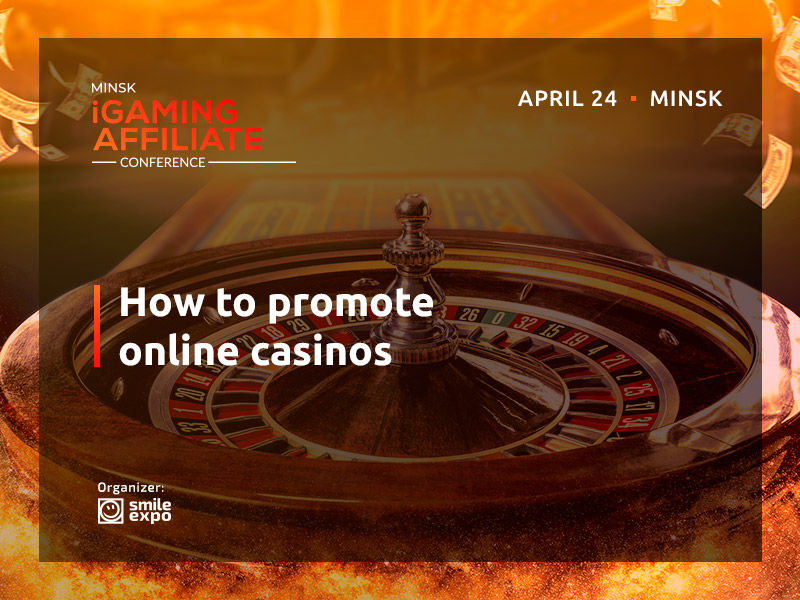 How to promote online casinos