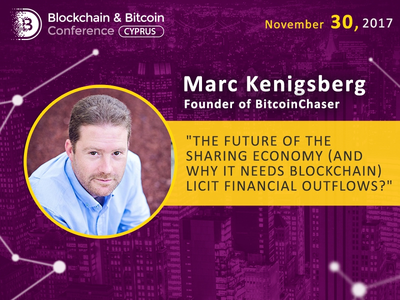 How will blockchain affect economy? Report of Israeli expert Marc Kenigsberg
