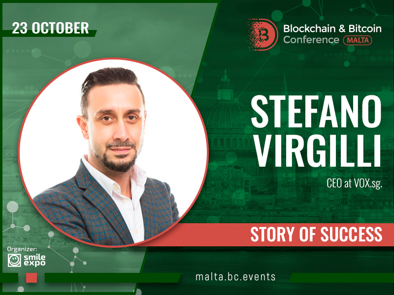 """I take responsibilities for failure and I am happy to share success"" - The Story of Stefano Virgilli, CEO at VOX.sg"