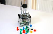 iBox Nano – самый маленький и дешевый стереолитографический 3D-принтер в мире