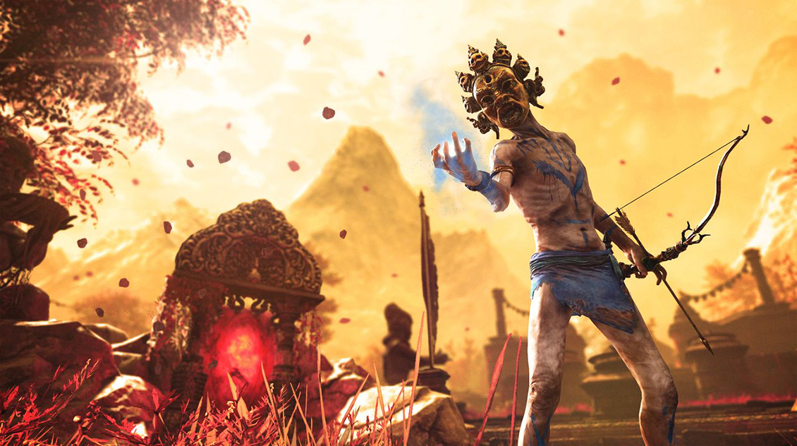 Far Cry: Primal has been recently released for play stations, but several easter eggs have been already discovered