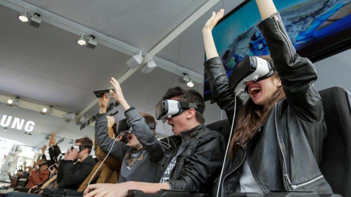 IMAX откроет двери 6 кинотеатров виртуальной реальности