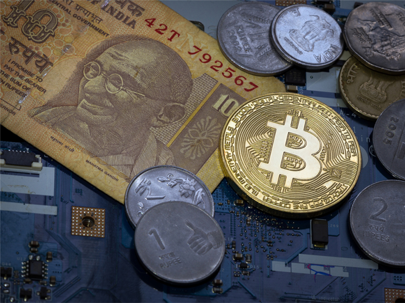 Indian banks counteract cryptocurrency exchanges