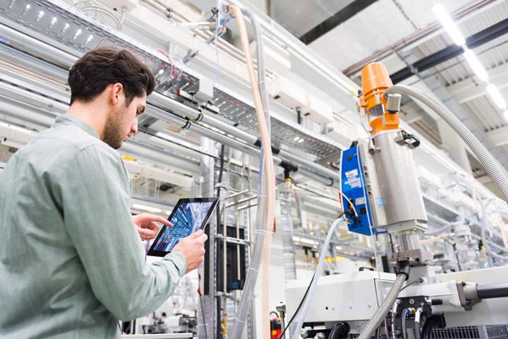 Индустрия 4.0 наступает, или Как Интернет вещей меняет сектор машиностроения