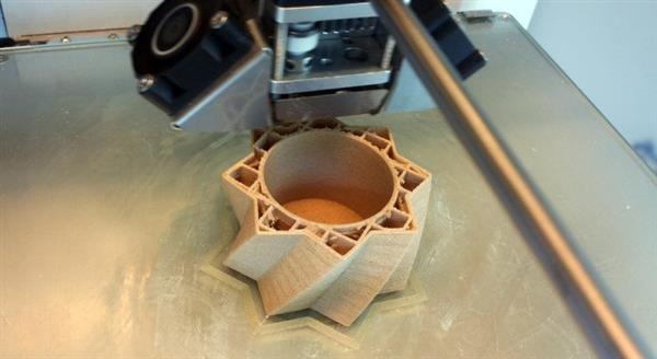 Innventia работает над полимерами для 3D-печати на базе дерева