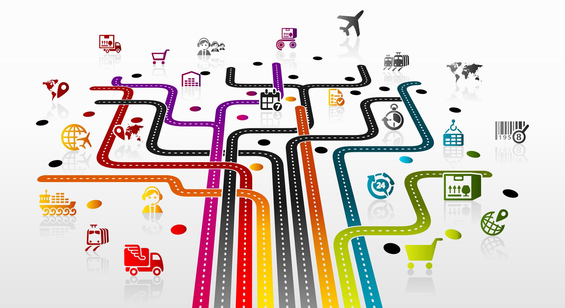 �нтернет вещей и логистика, ч. 1: понимание и влияние IoT на логистику