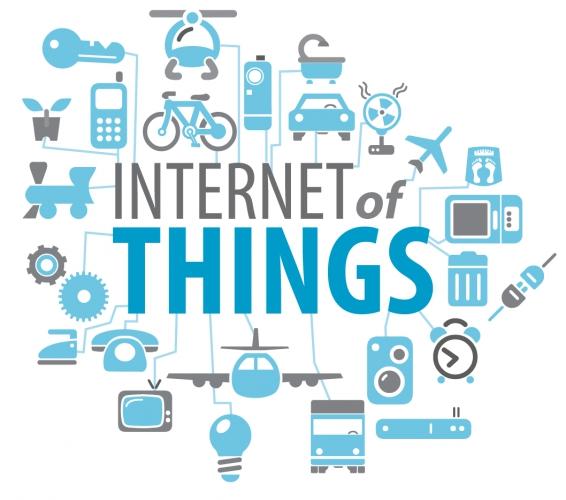Интернет вещей: город, ритейл и  производство. Инфографика