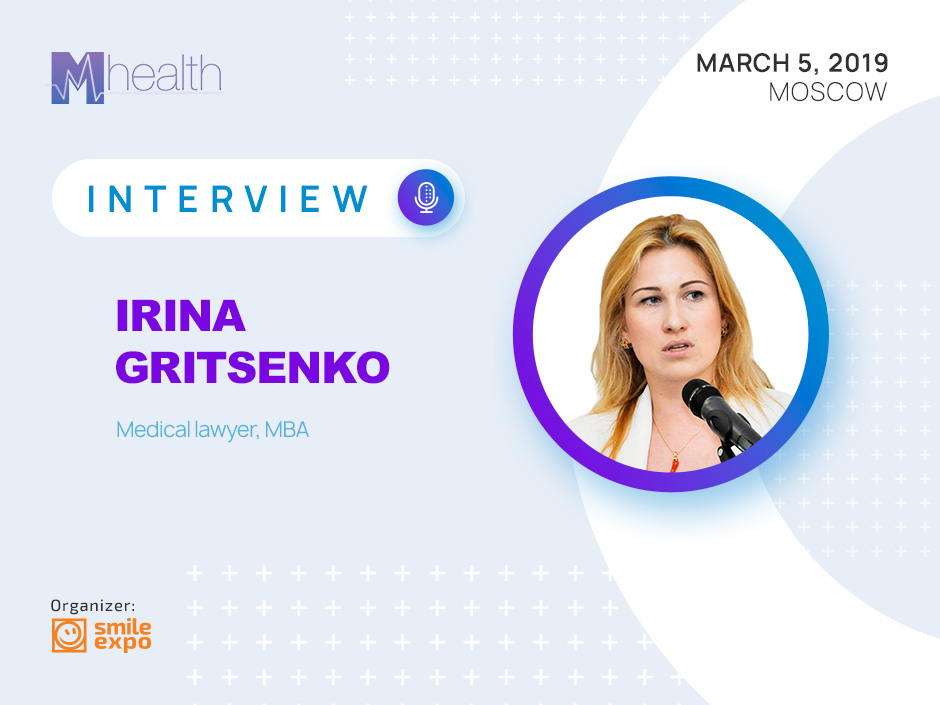 Interview with medical lawyer Irina Gritsenko: peculiarities of a law on telemedicine for doctors and patients