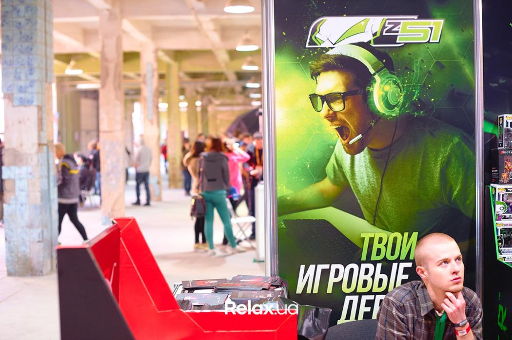 Интервью с представителем магазина для геймеров Zona51 на WEGAME 3.0