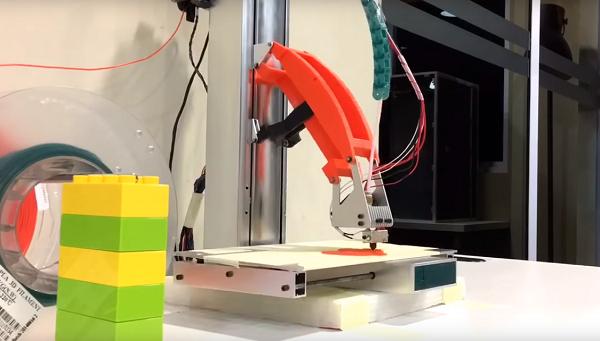 Ionic3DP разработал бюджетную версию 3D-принтера