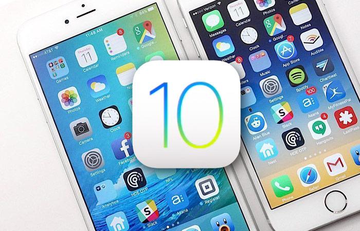 iOS 10 увяз в политической битве за Крым