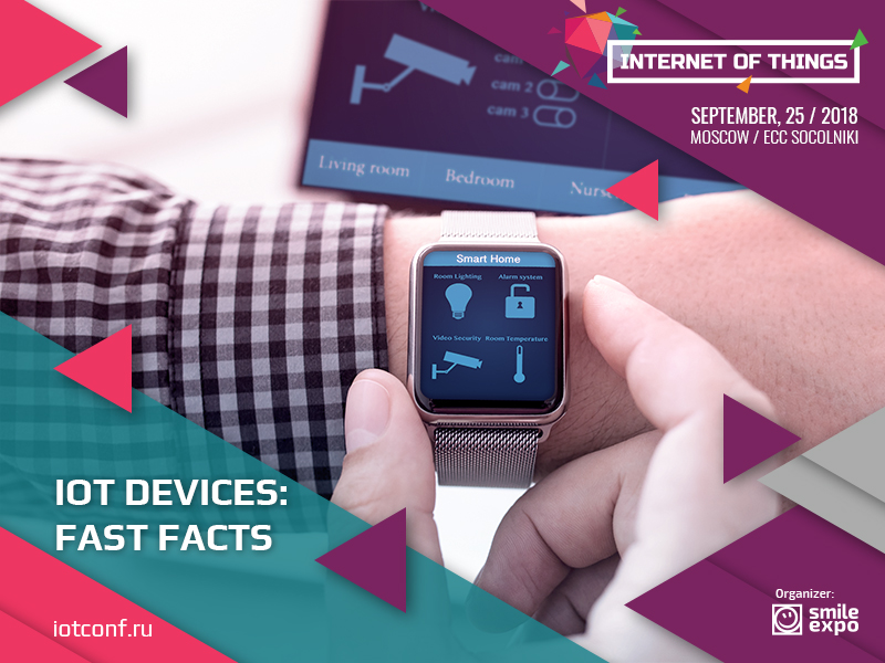 IoT devices: fast facts