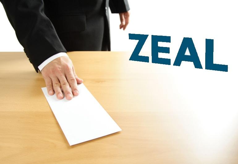 Исполнительный директор ZEAL Network подал в отставку