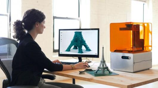 Использование 3D сканеров и принтеров