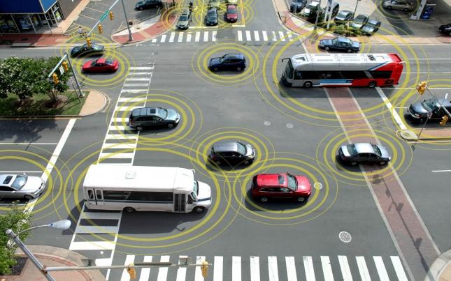 Исследование: подключенные автомобили могут загромоздить мобильные сети