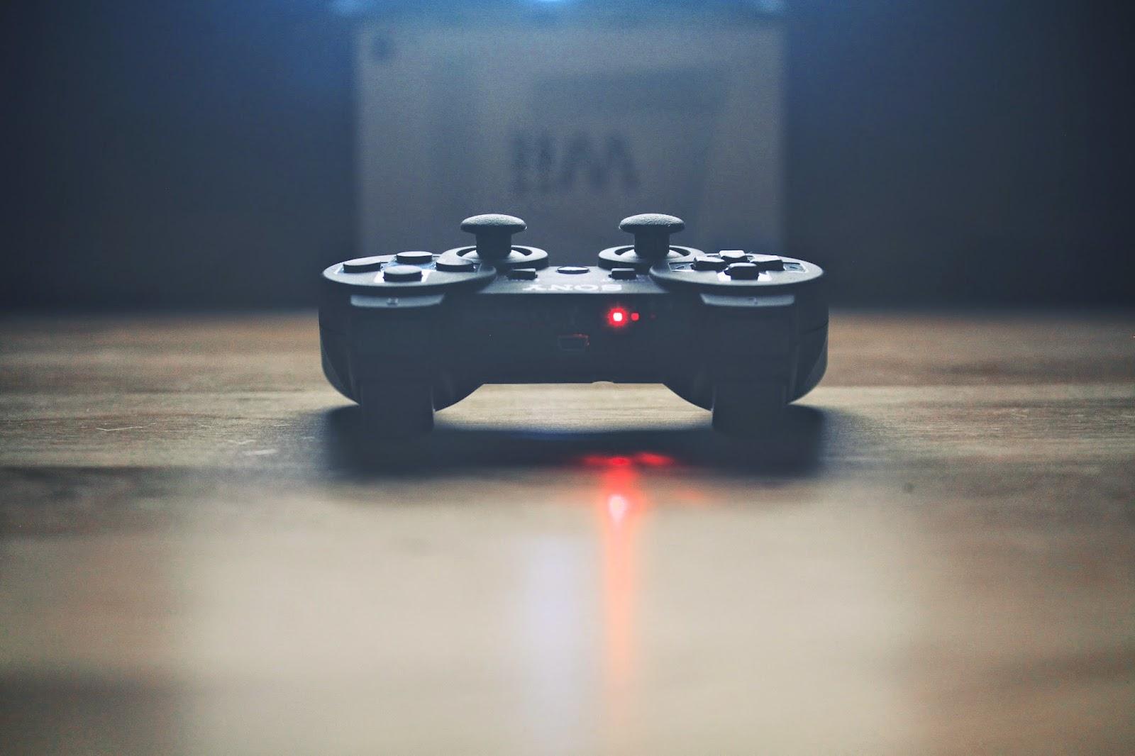 История и эволюция рынка видеоигр. Инфографика