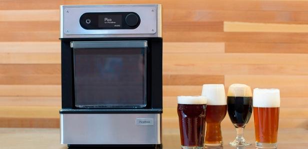 Изобретён 3D-принтер, производящий пиво