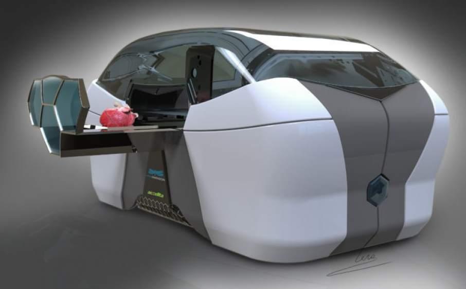Израильские учёные тестируют 3D-биопринтер для печати стволовых клеток
