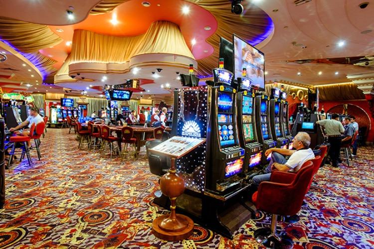 Известна дата торжественного открытия нового казино в «Азов-Сити»