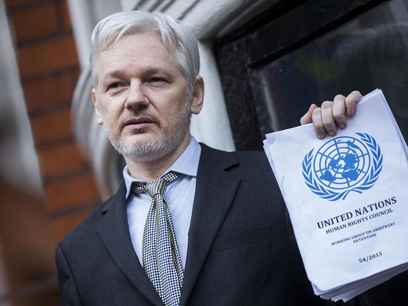 Julian Assange described how Bitcoin saved WikiLeaks
