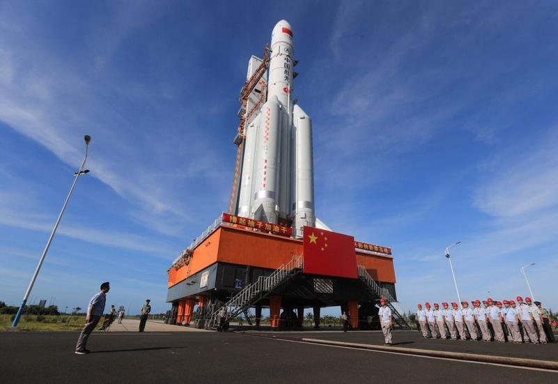 К 2020-му в Китае планируют создать ракету многоразового использования