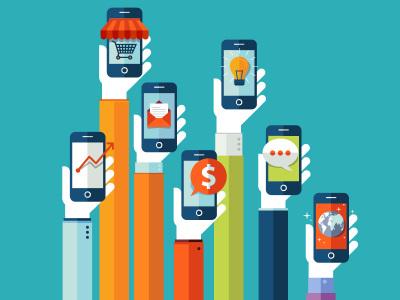 Каждый 9-й просмотр интернет-страницы россияне совершают с мобильного