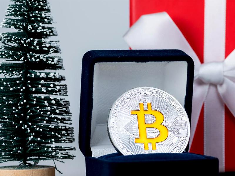 Каждый второй россиянин был бы не против получить криптовалюту в подарок на Новый год