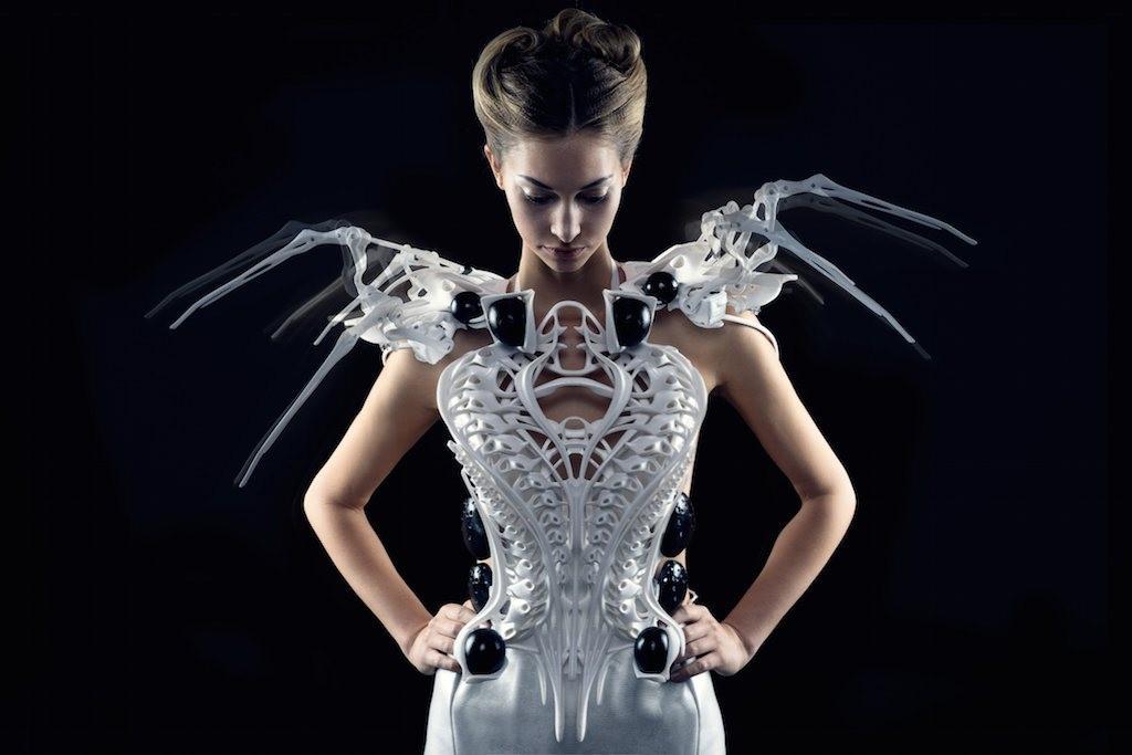 Как 3D-печать изменила мир моды (видео)