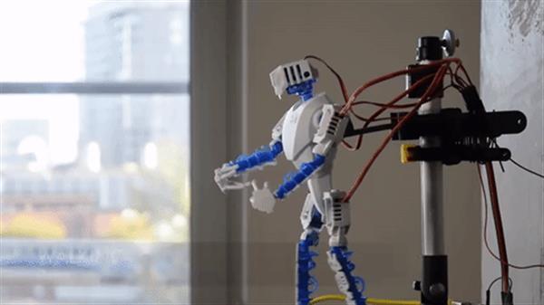 Как 3D-принтер поможет напечатать робота?