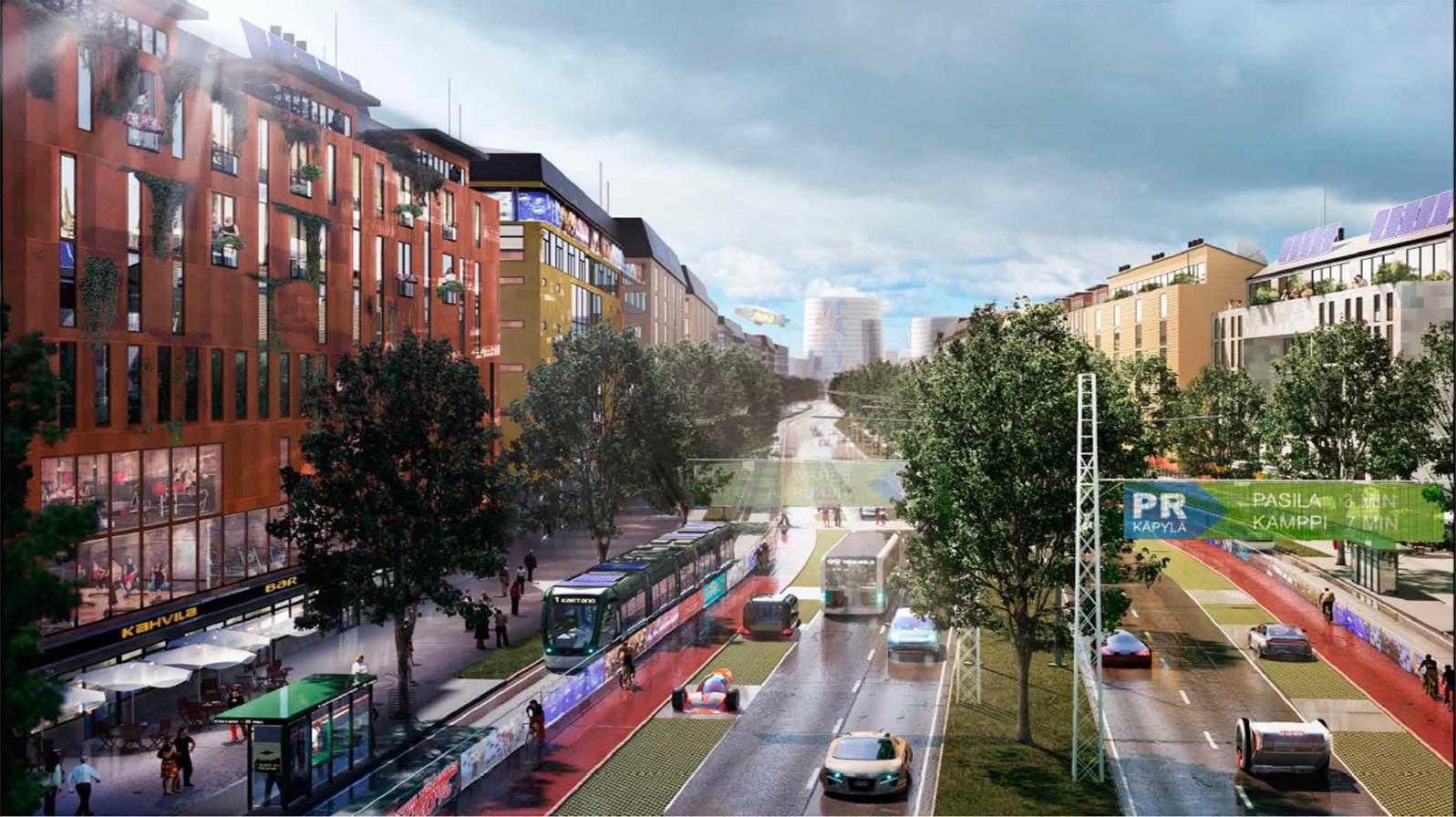 Как Интернет вещей изменит наши города?