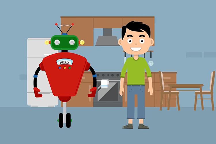 Как искусственный интеллект помогает в работе и бизнесе. Видео